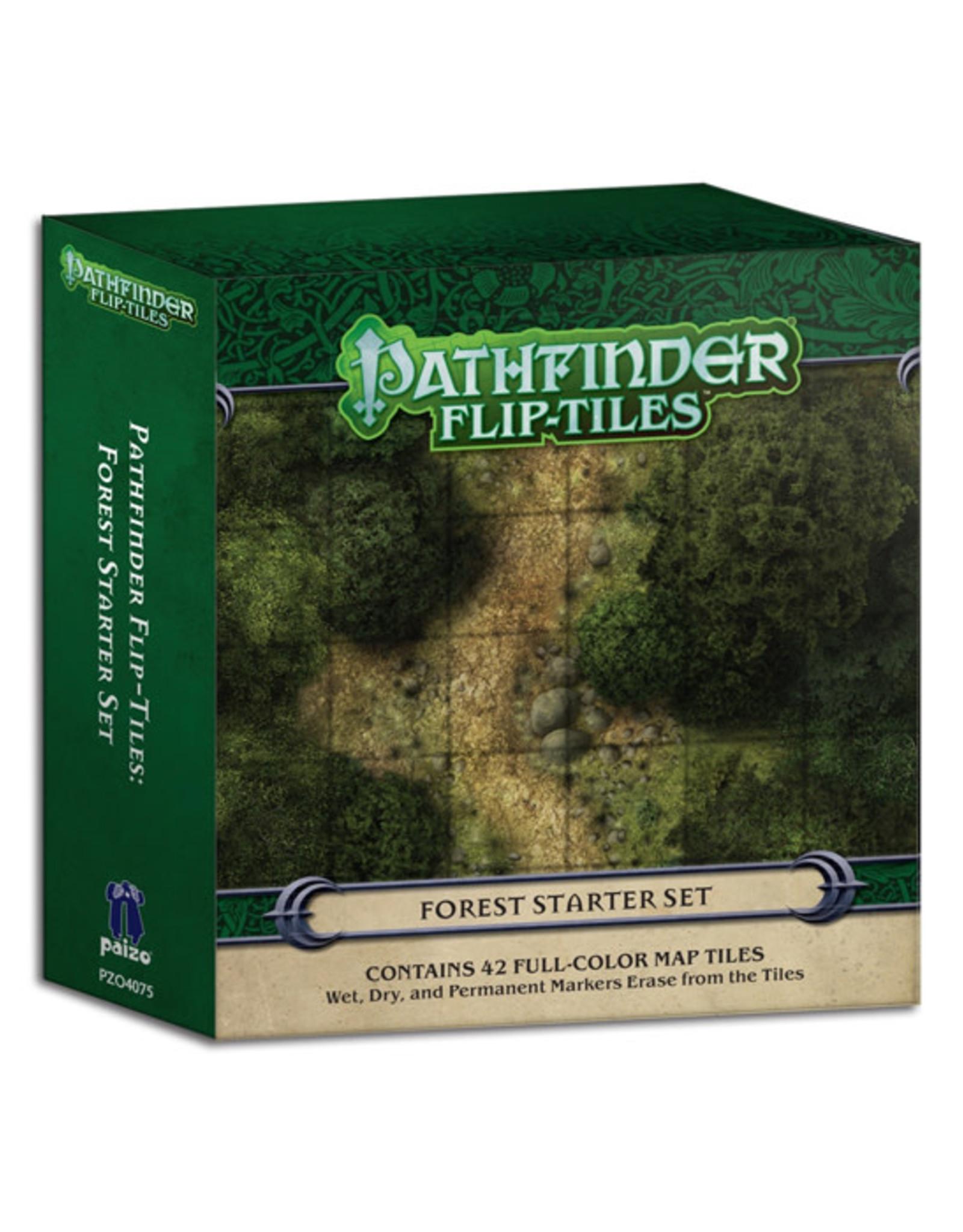 Pathfinder Pathfinder: Flip-Tiles - Forest Starter Set