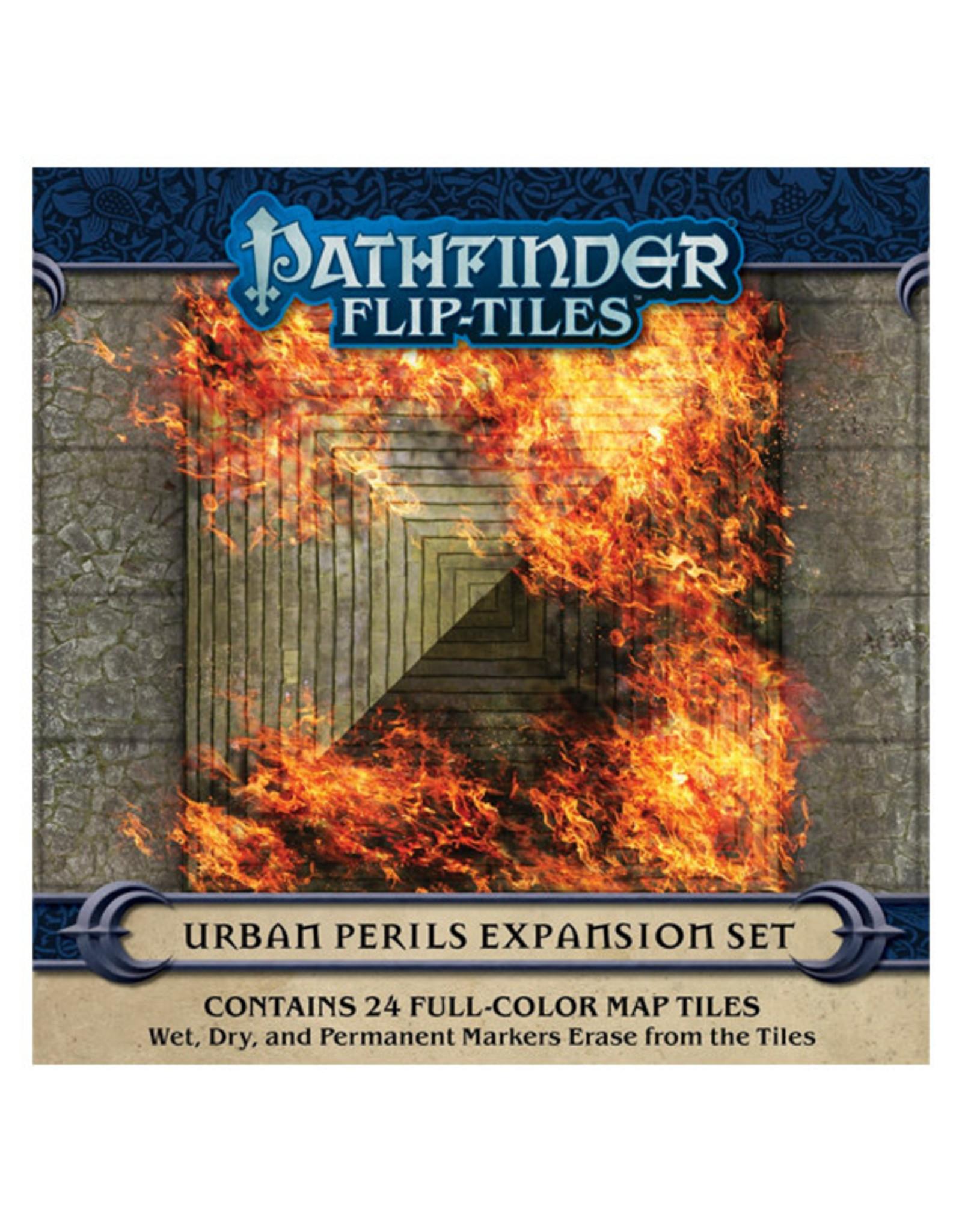 Pathfinder Pathfinder: Flip-Tiles - Urban Perils Expansion Set
