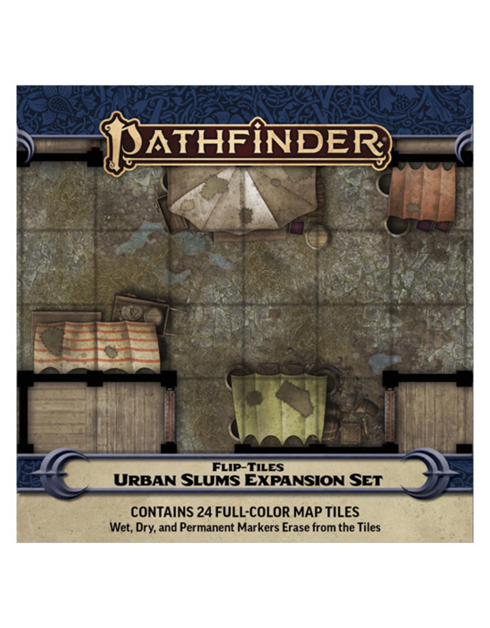 Pathfinder Pathfinder: Flip-Tiles - Urban Slums Expansion Set