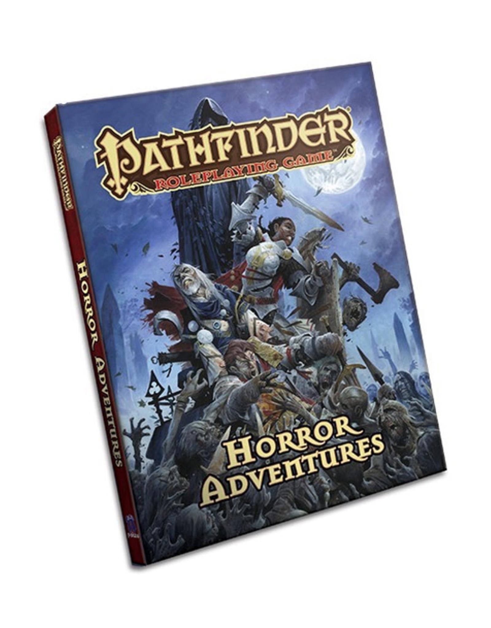 Pathfinder Pathfinder: Horror Adventures