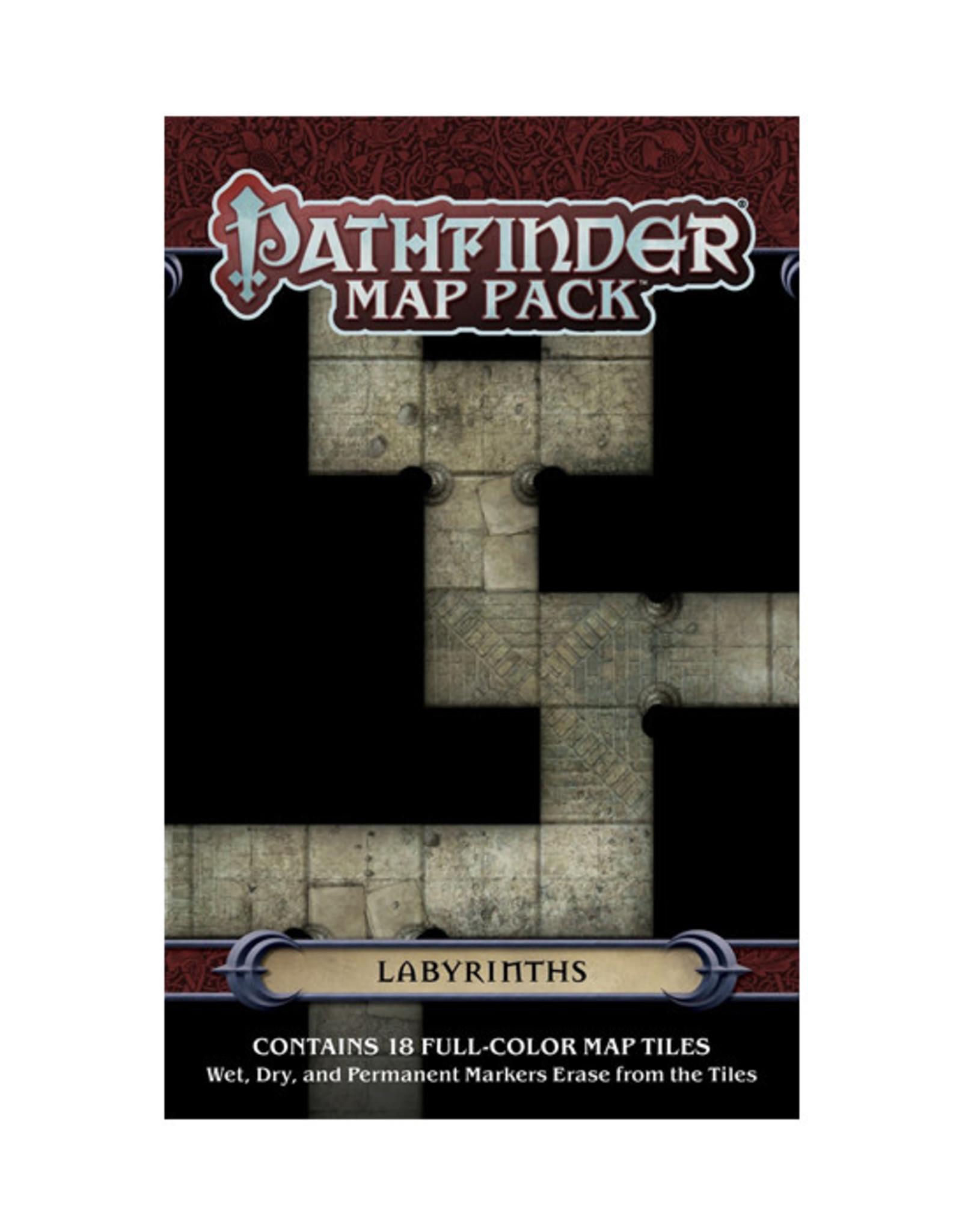 Pathfinder Pathfinder: Map Pack - Labyrinths