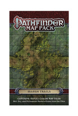 Pathfinder Pathfinder: Map Pack - Marsh Trails
