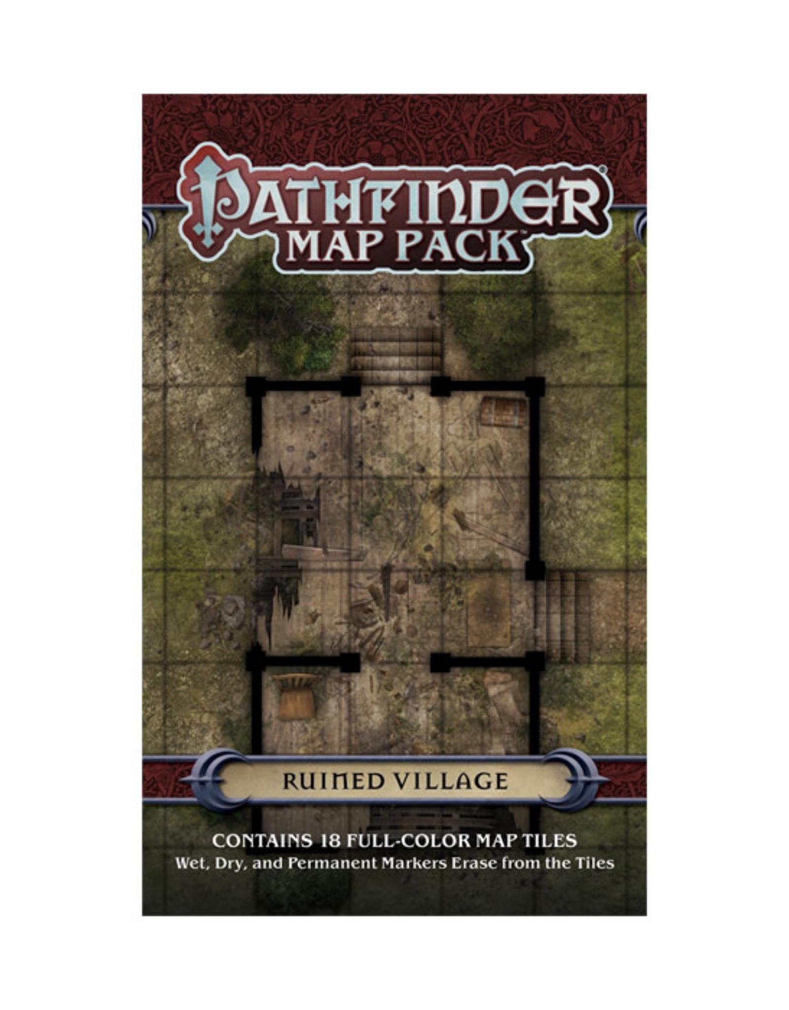 Pathfinder Pathfinder: Map Pack - Ruined Village
