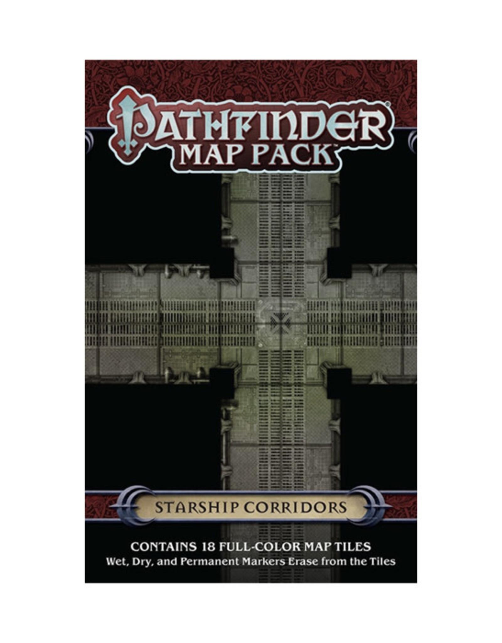 Pathfinder Pathfinder: Map Pack - Starship Corridors