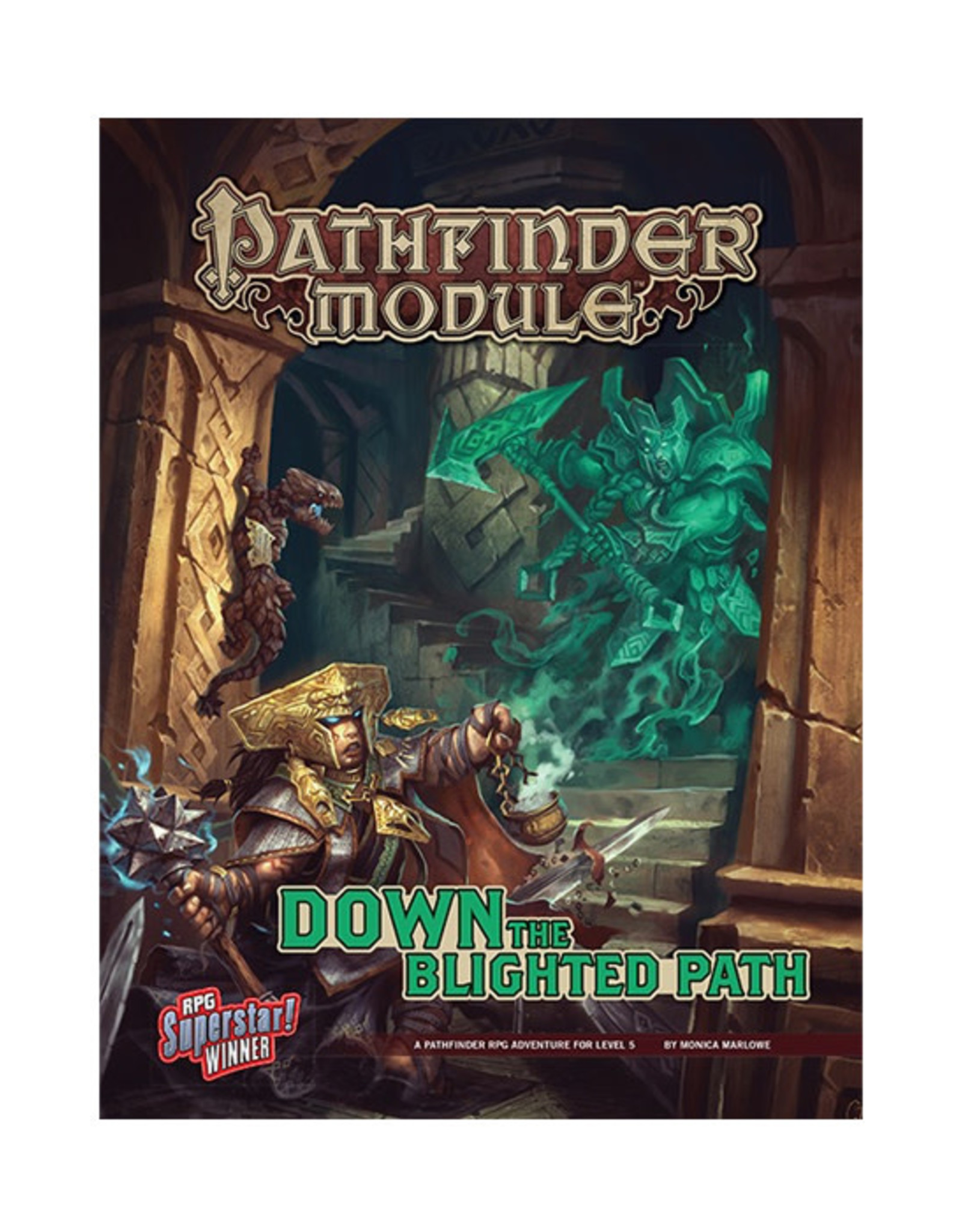 Pathfinder Pathfinder: Module - Down the Blighted Path