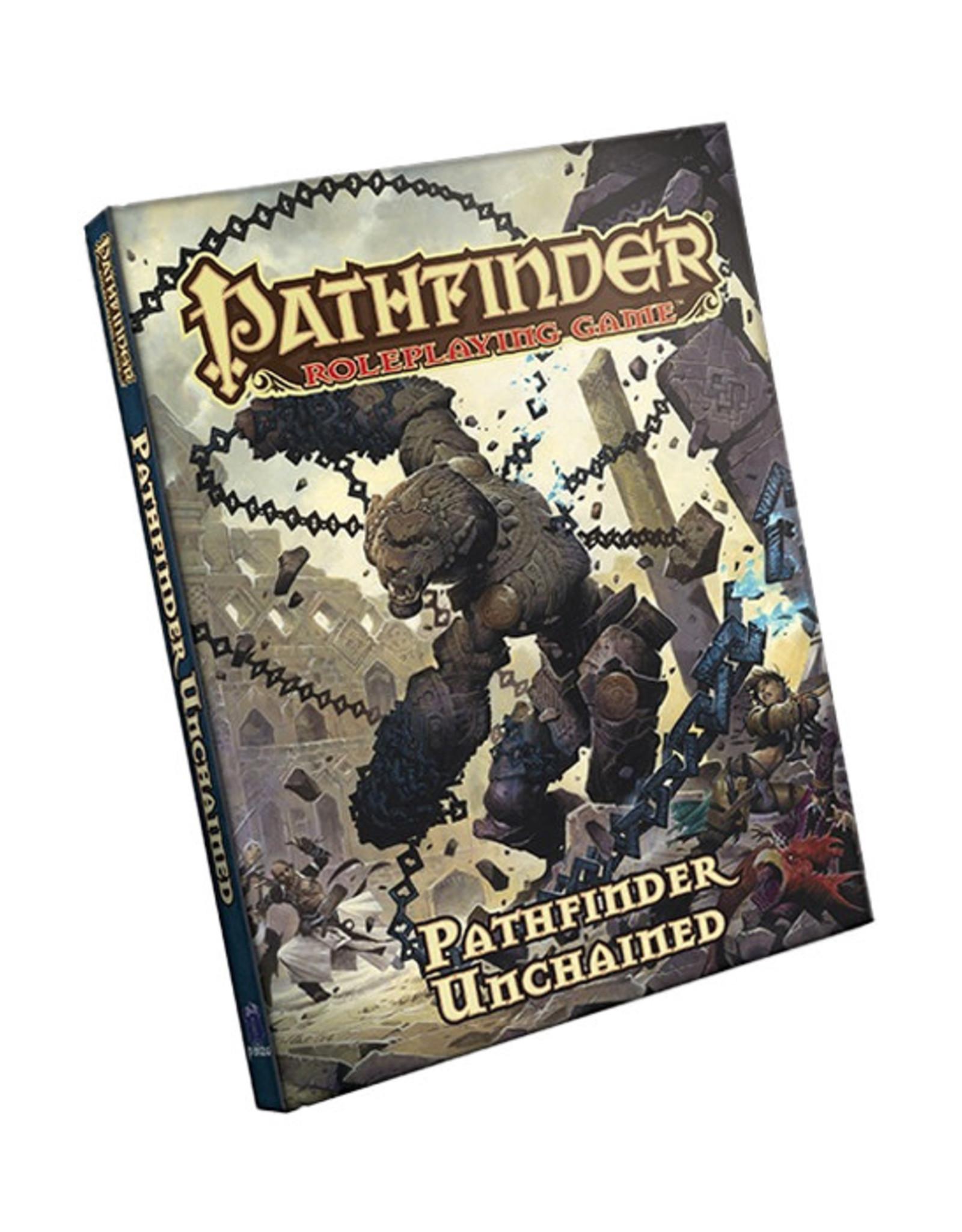 Pathfinder Pathfinder: Pathfinder Unchained