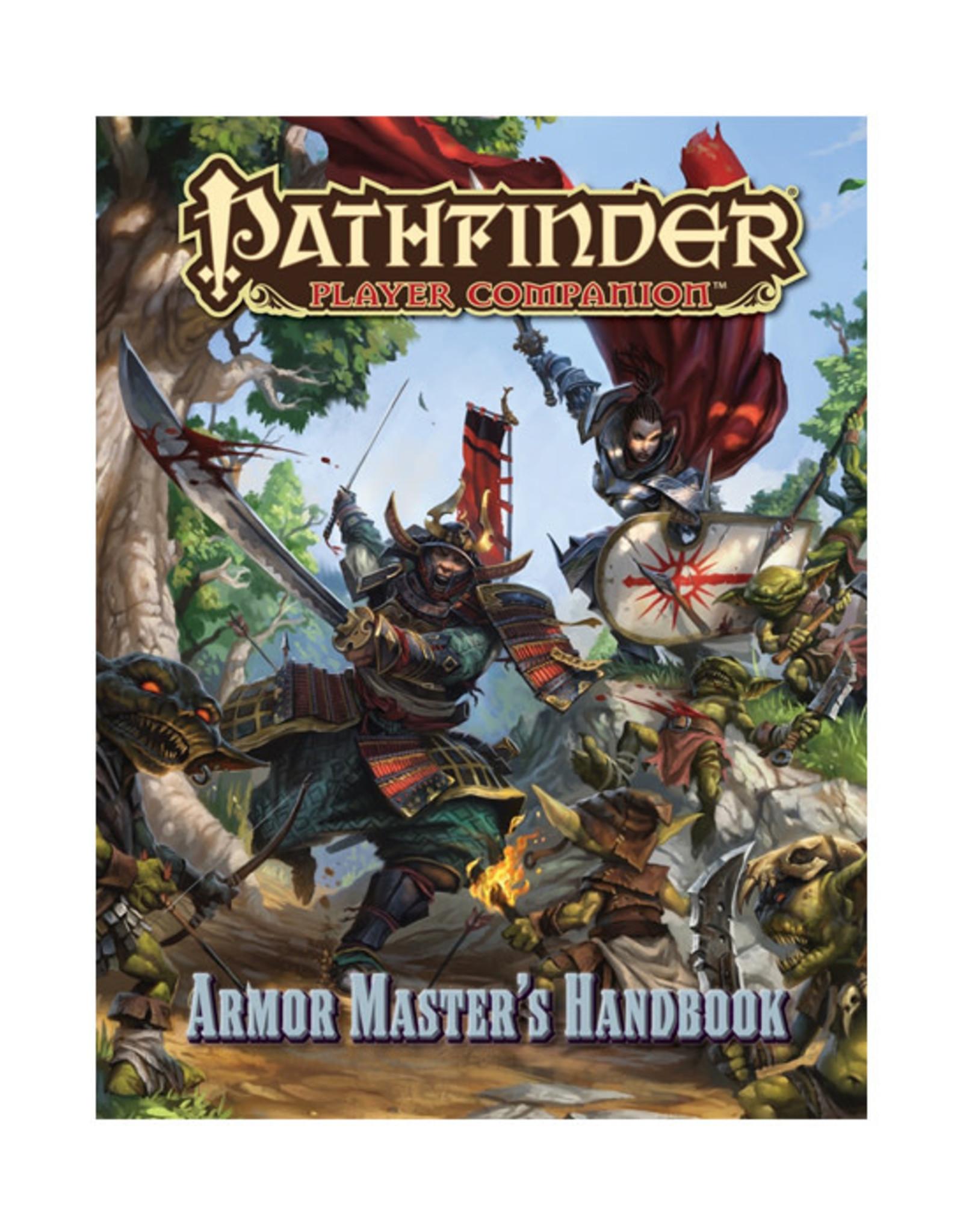Pathfinder Pathfinder: Player Companion - Armor Master's Handbook