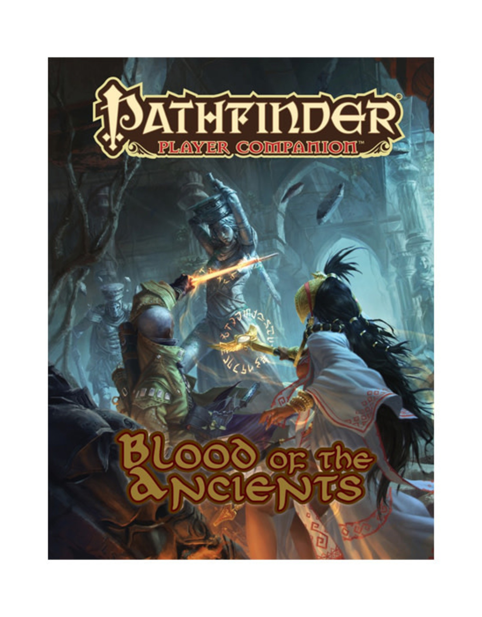 Pathfinder Pathfinder: Player Companion - Blood of the Ancients