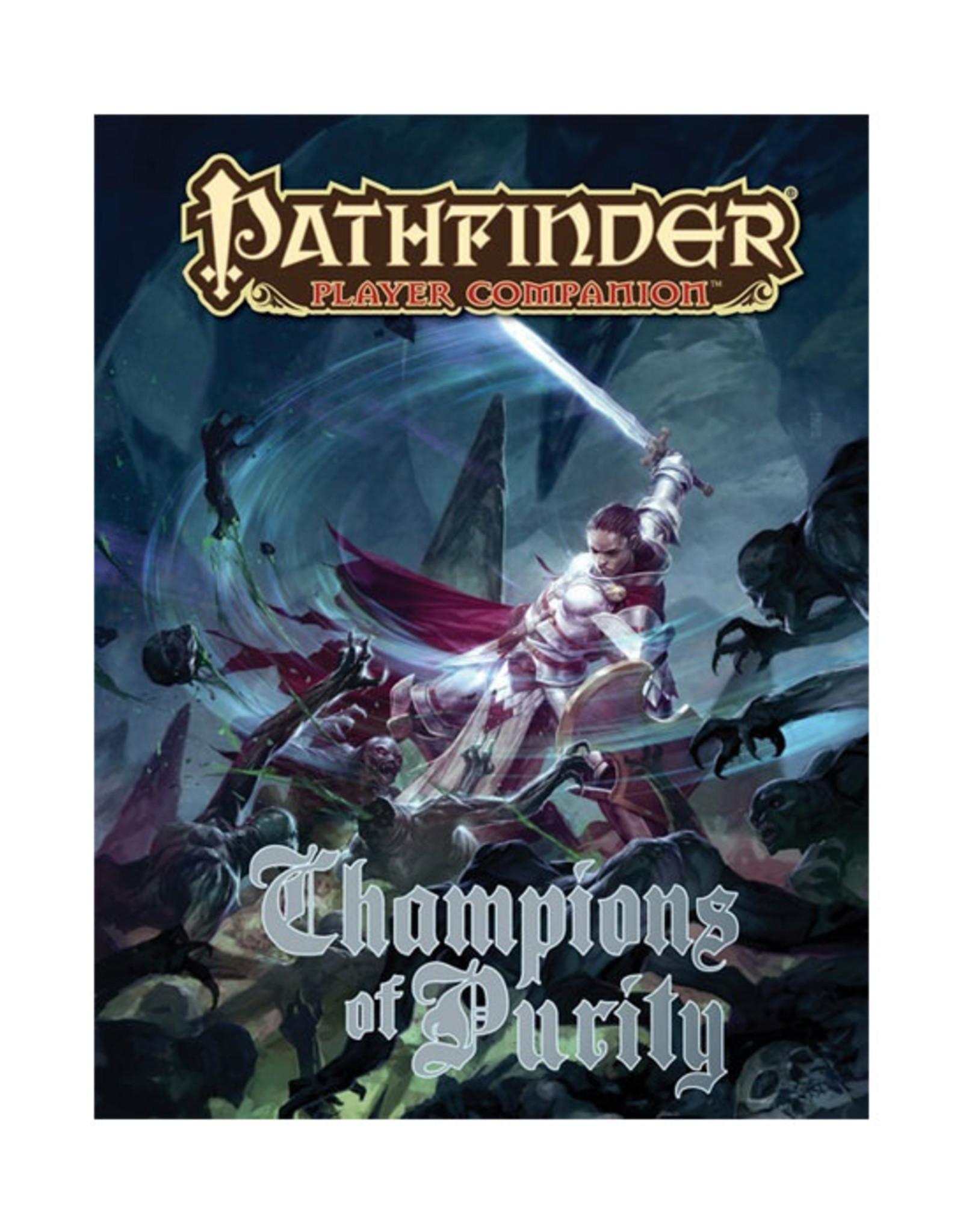Pathfinder Pathfinder: Player Companion - Champions of Purity