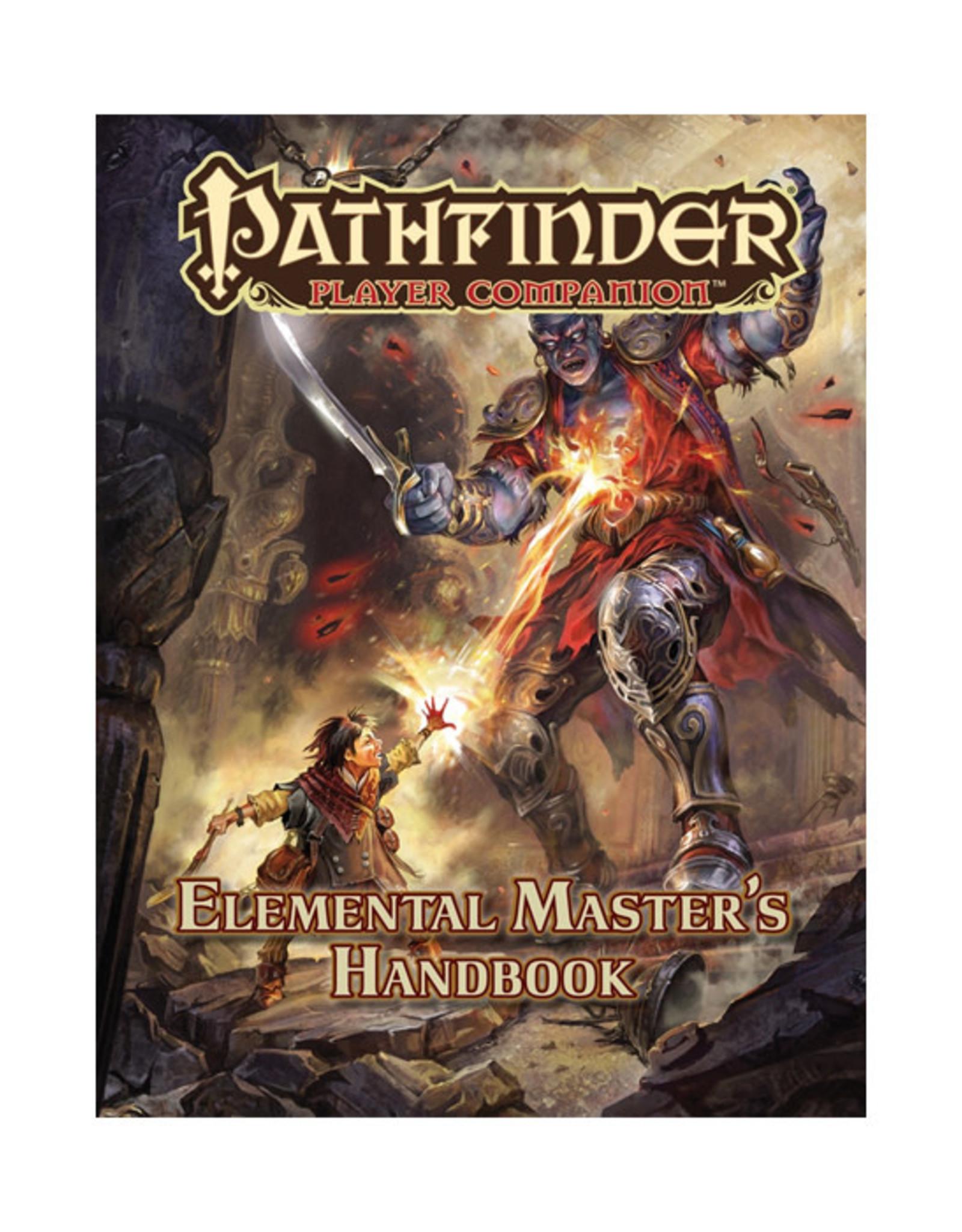 Pathfinder Pathfinder: Player Companion - Elemental Master's Handbook