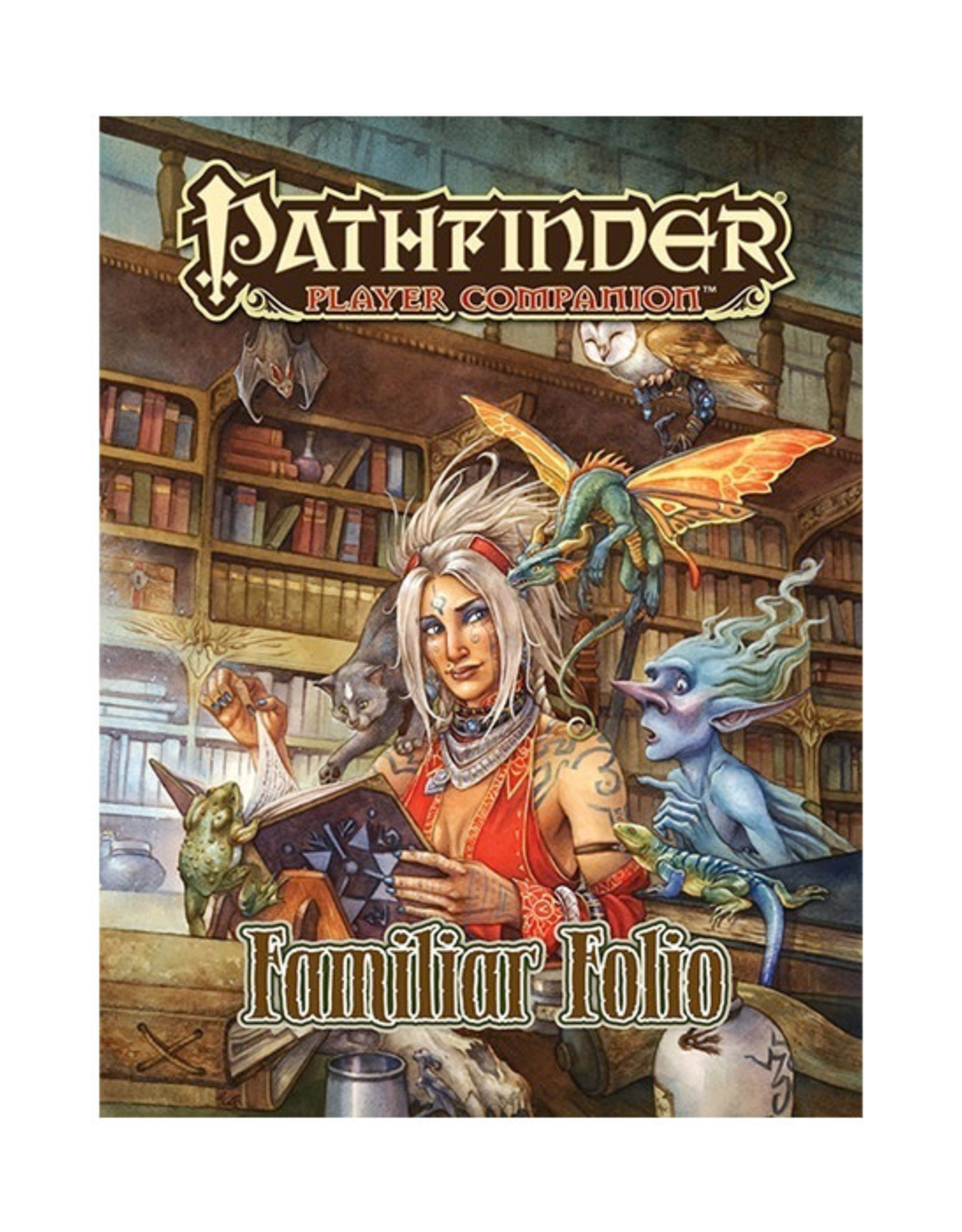Pathfinder Pathfinder: Player Companion - Familiar Folio