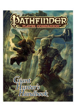 Pathfinder Pathfinder: Player Companion - Giant Hunter's Handbook