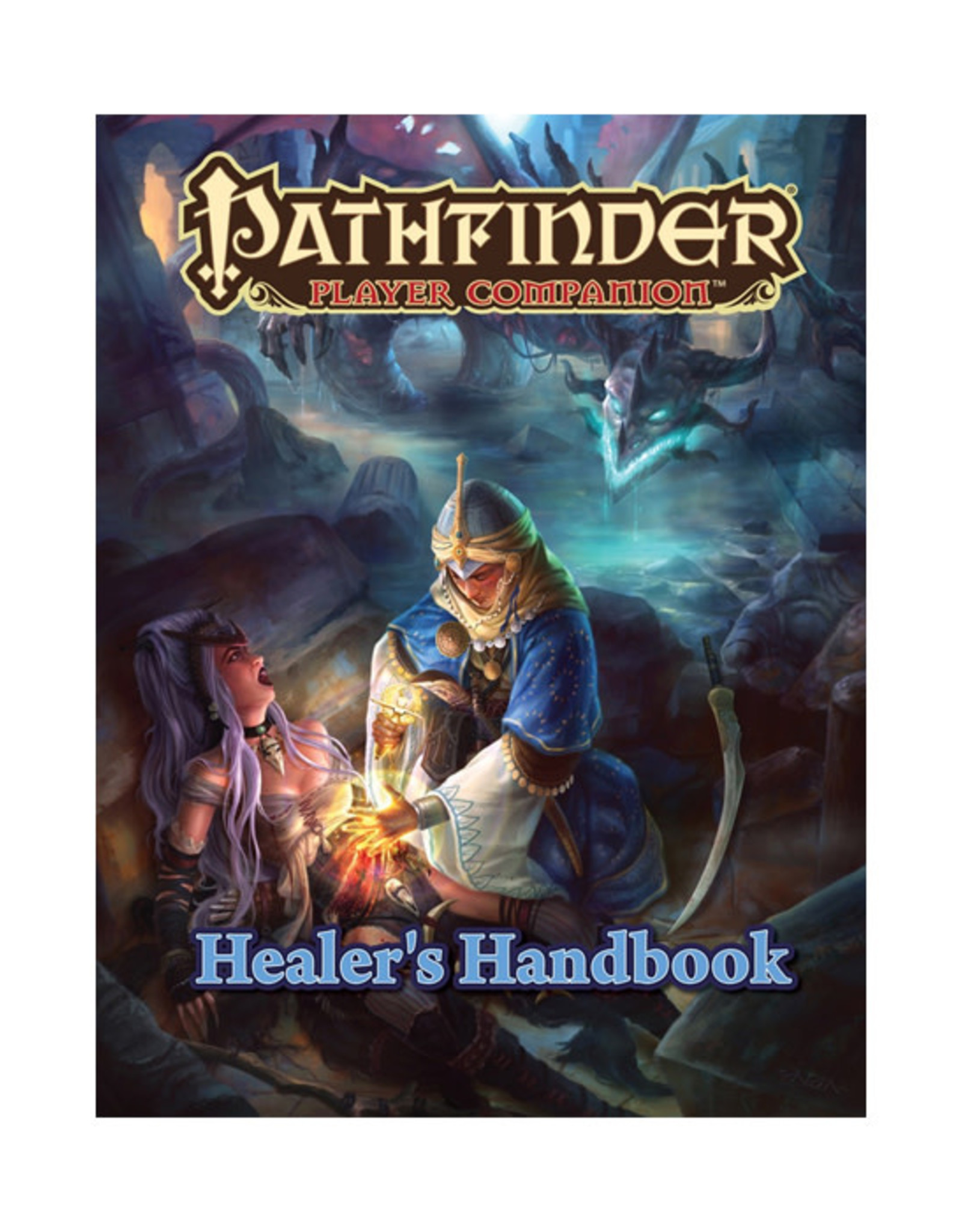 Pathfinder Pathfinder: Player Companion - Healer's Handbook
