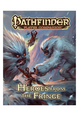 Pathfinder Pathfinder: Player Companion - Heroes from the Fringe