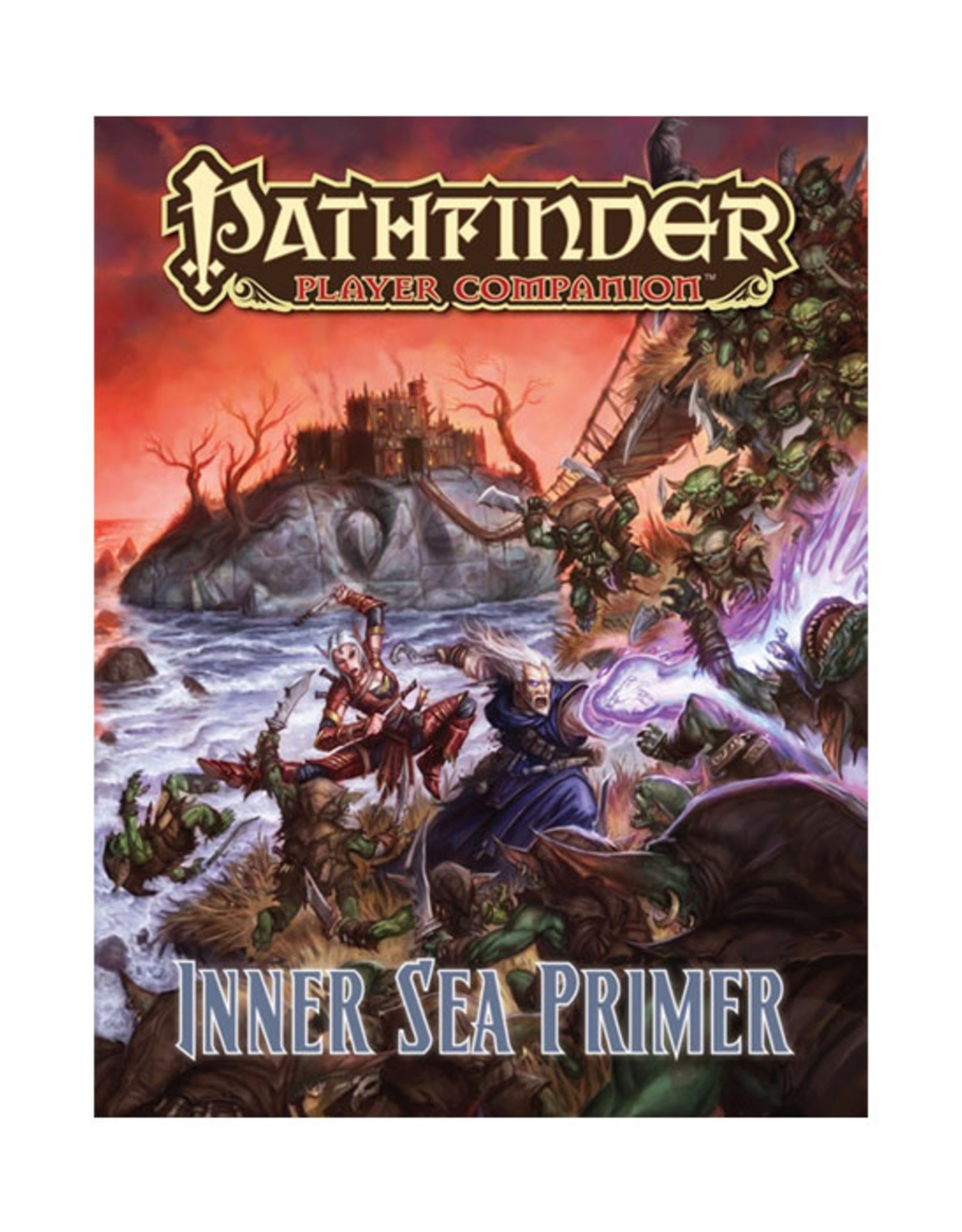 Pathfinder Pathfinder: Player Companion - Inner Sea Primer