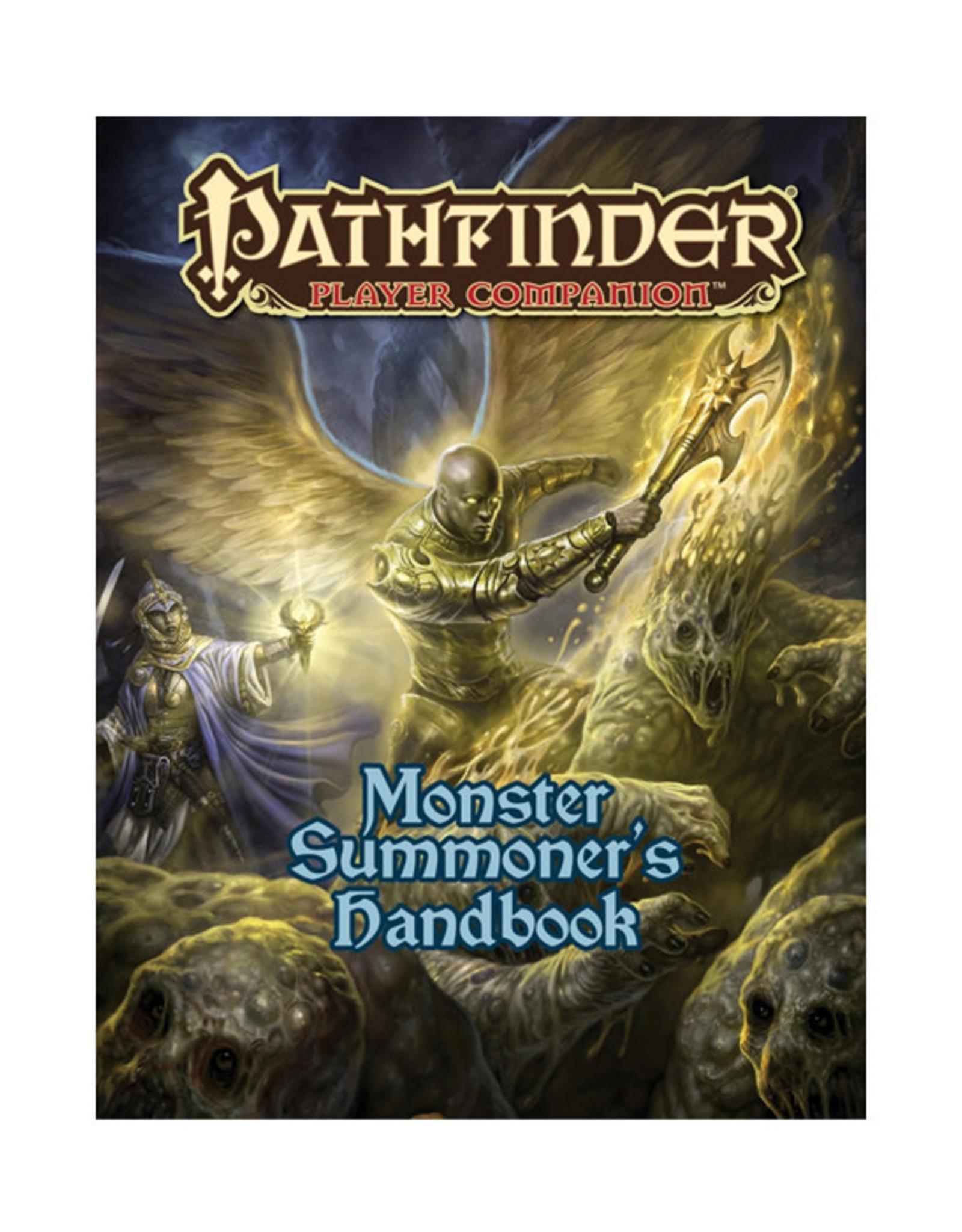 Pathfinder Pathfinder: Player Companion - Monster Summoner's Handbook