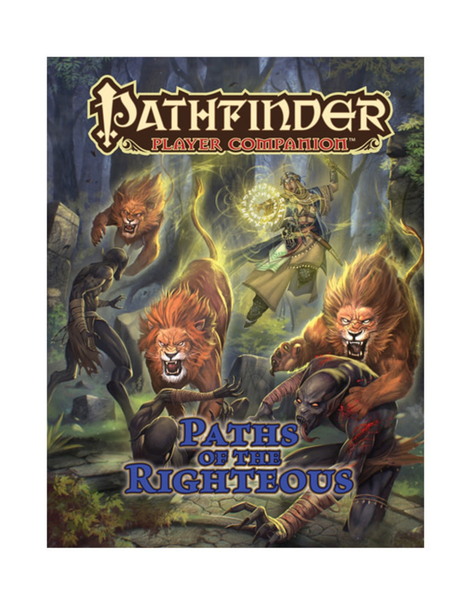 Pathfinder Pathfinder: Player Companion - Paths of the Righteous