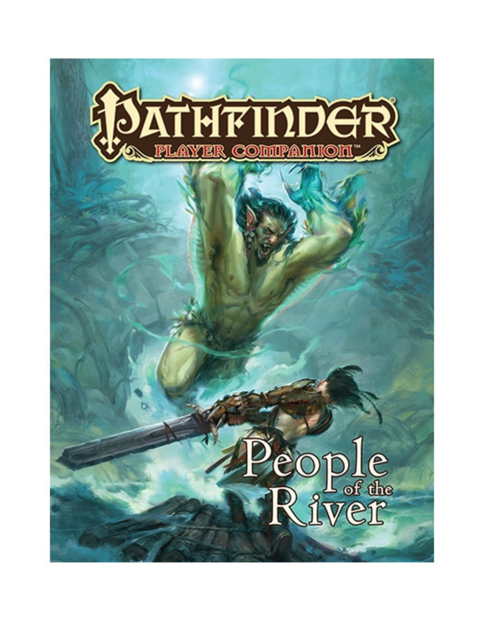Pathfinder Pathfinder: Player Companion - People of the River