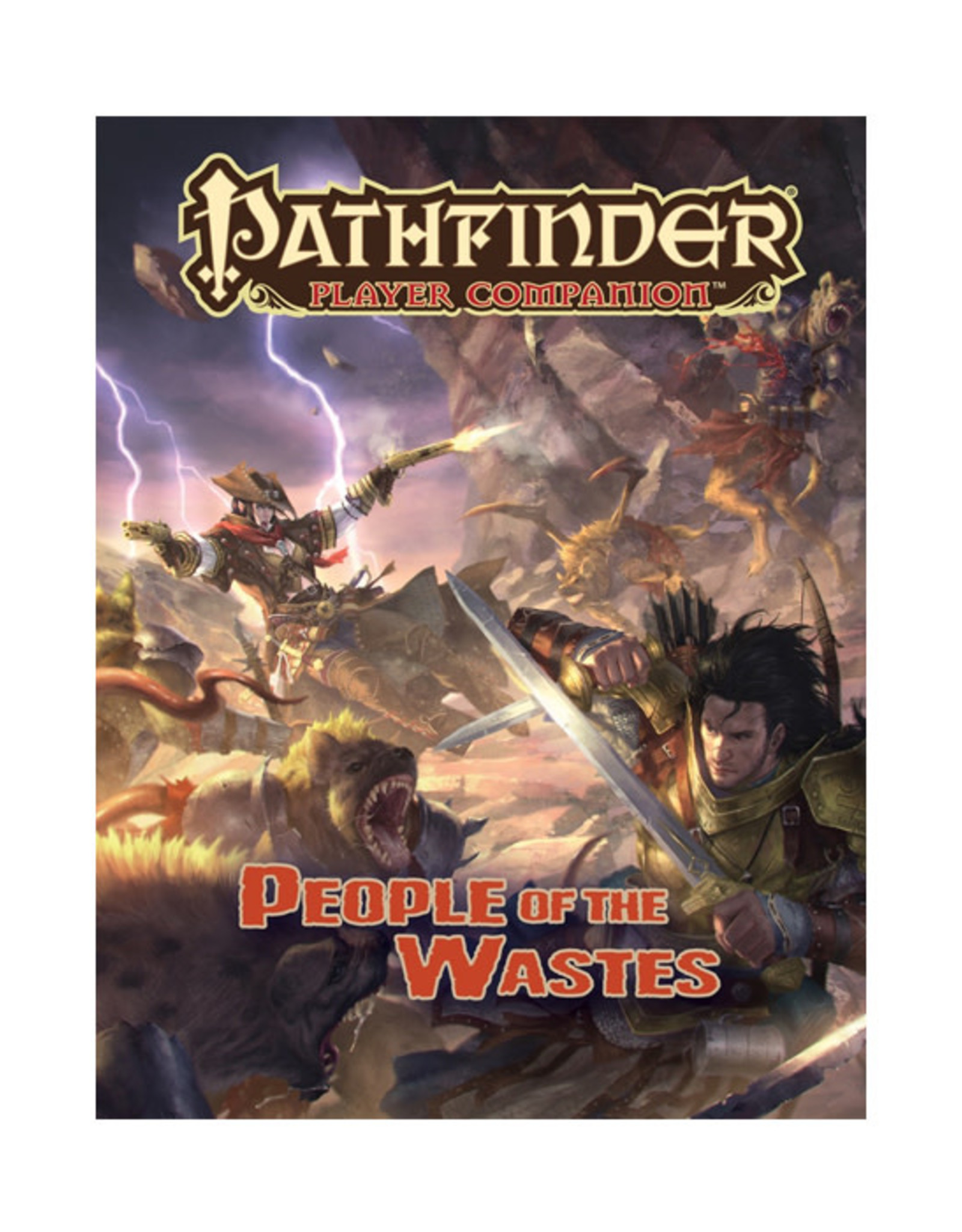 Pathfinder Pathfinder: Player Companion - People of the Wastes