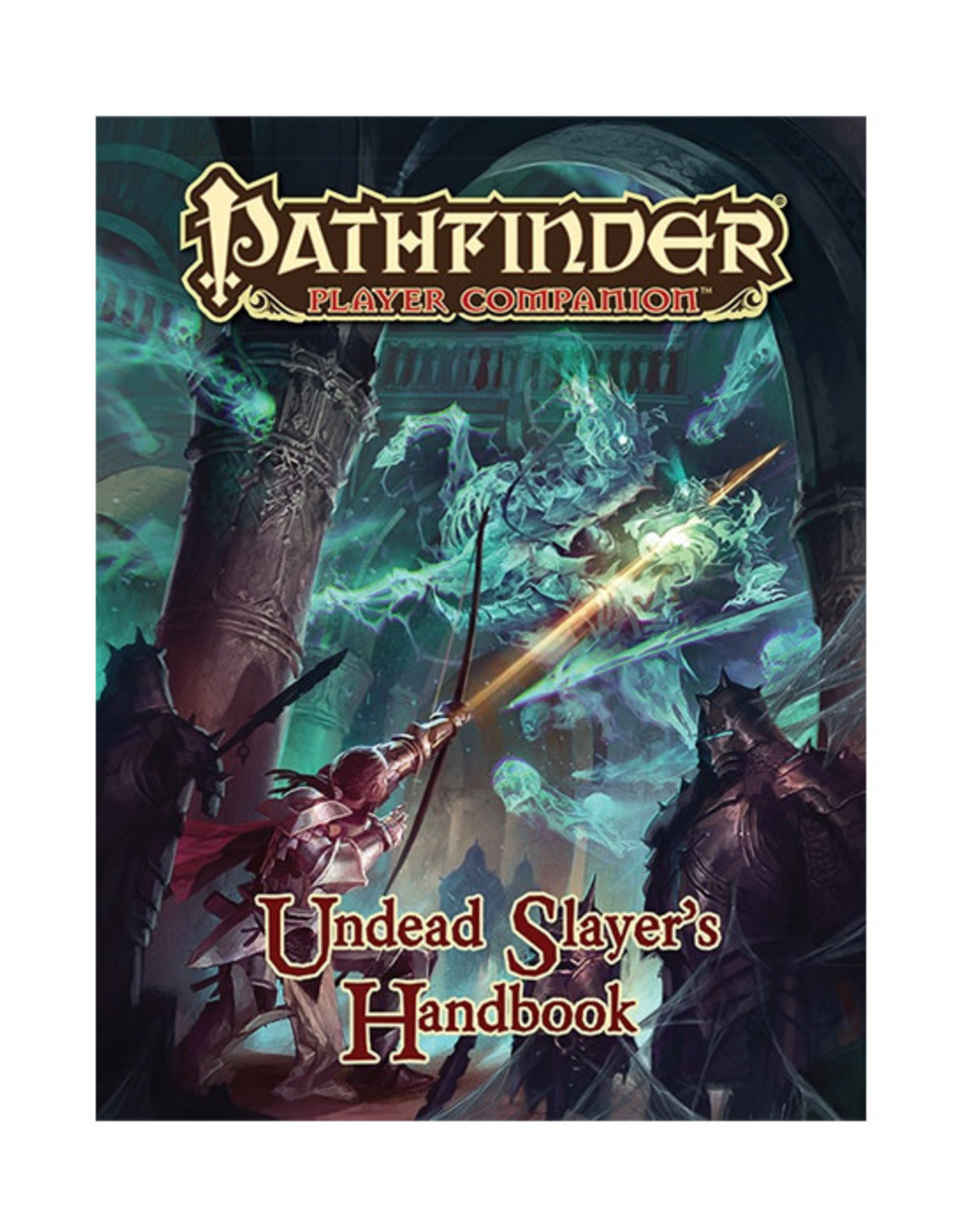 Pathfinder Pathfinder: Player Companion - Undead Slayer's Handbook
