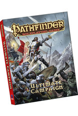 Pathfinder Pathfinder: Ultimate Campaign - Pocket Edition