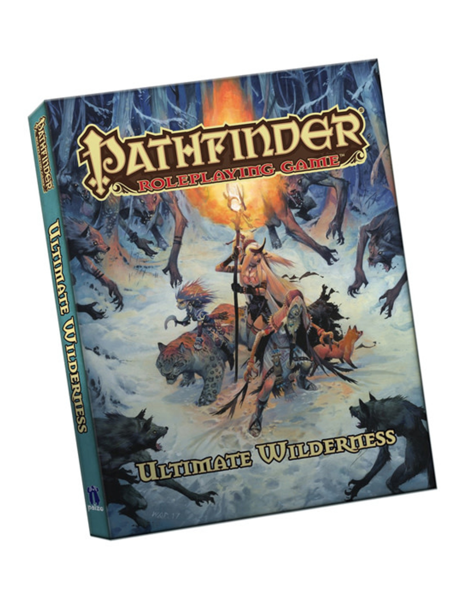 Pathfinder Pathfinder: Ultimate Wilderness - Pocket Edition