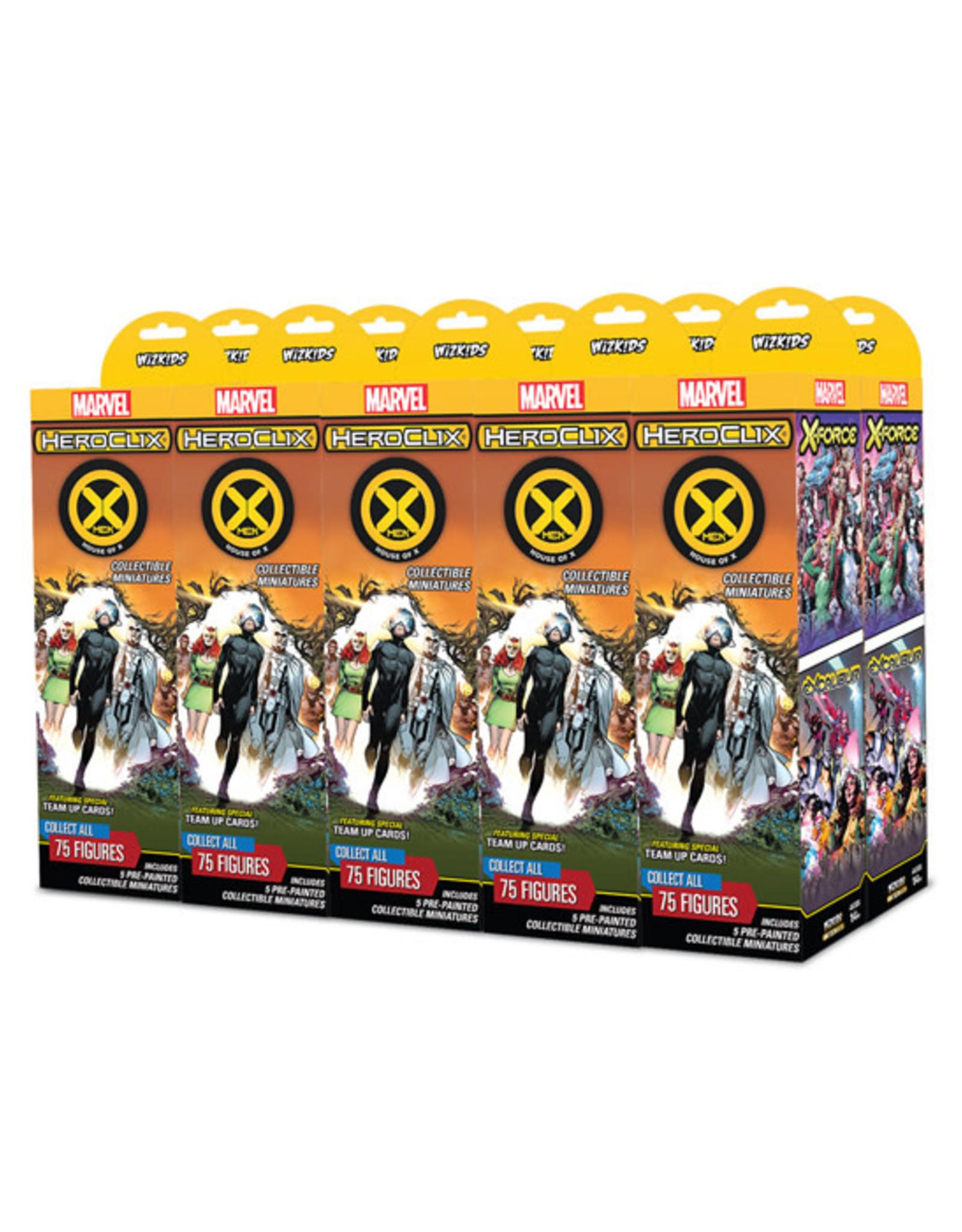HeroClix HeroClix: X-Men - House of X - Booster Brick