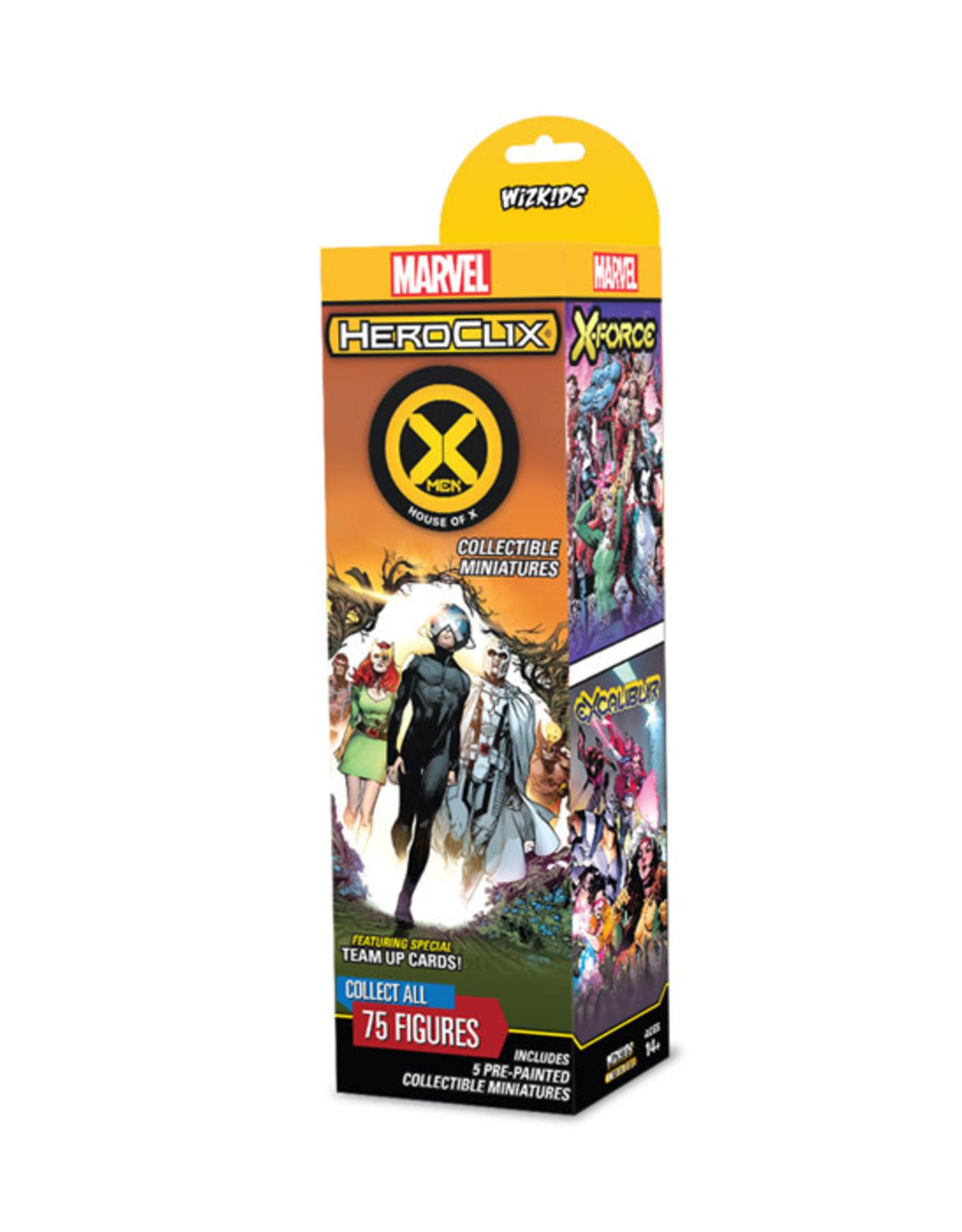 HeroClix HeroClix: X-Men - House of X - Booster Pack
