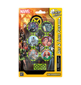 HeroClix HeroClix: X-Men - House of X - Dice & Token Pack