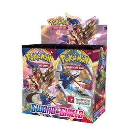 Pokemon Pokemon: Sword & Shield - Booster Box