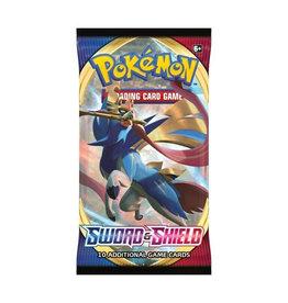 Pokemon Pokemon: Sword & Shield - Booster Pack