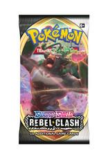 Pokemon Pokemon: Sword & Shield 2 - Rebel Clash - Booster Pack