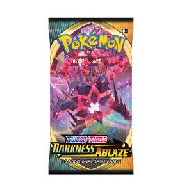 Pokemon Pokemon: Sword & Shield 3 - Darkness Ablaze - Booster Pack