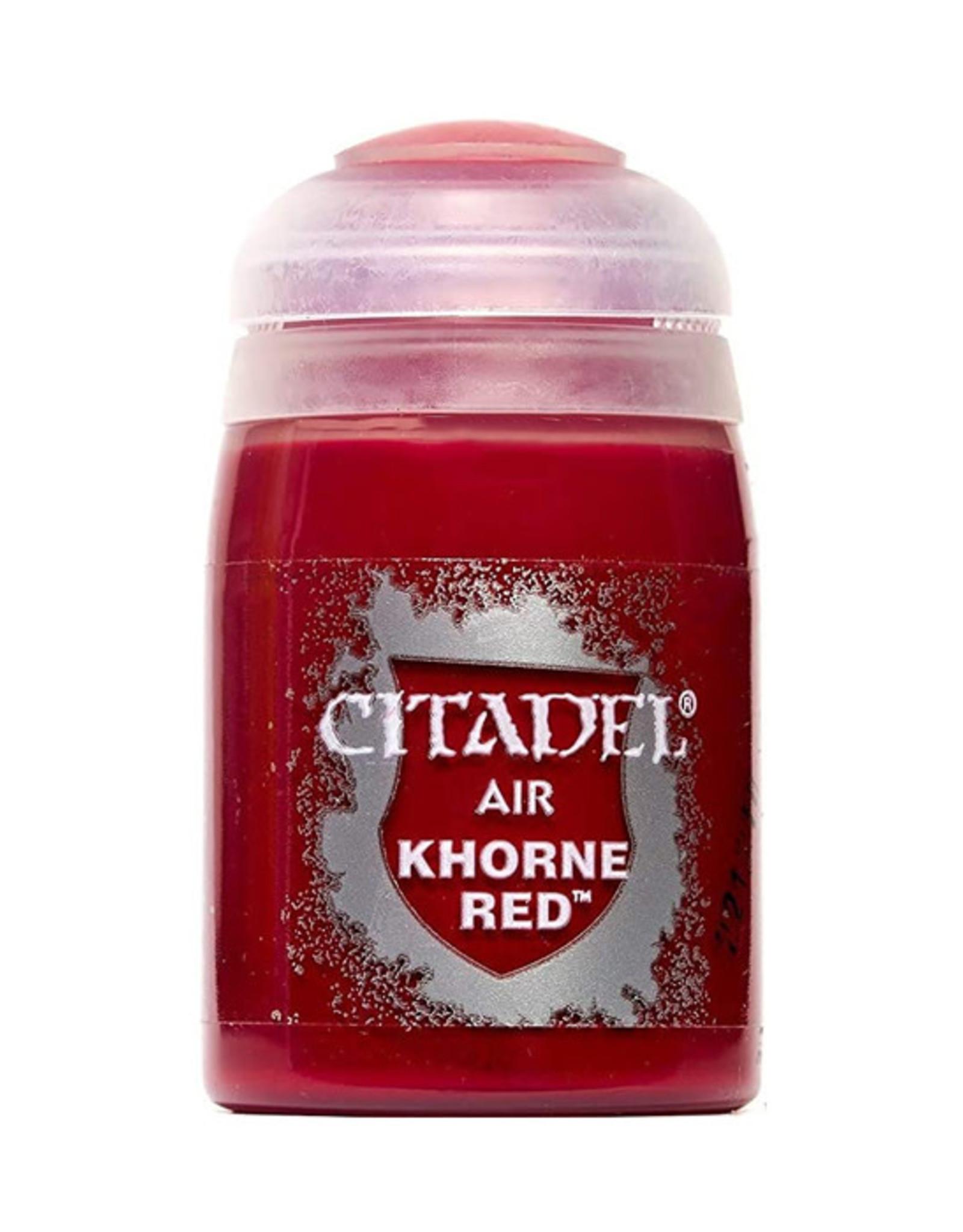 Citadel Citadel Colour: Air - Khorne Red