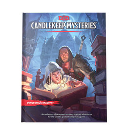 Dungeons & Dragons Dungeons & Dragons: 5th Edition - Candlekeep Mysteries