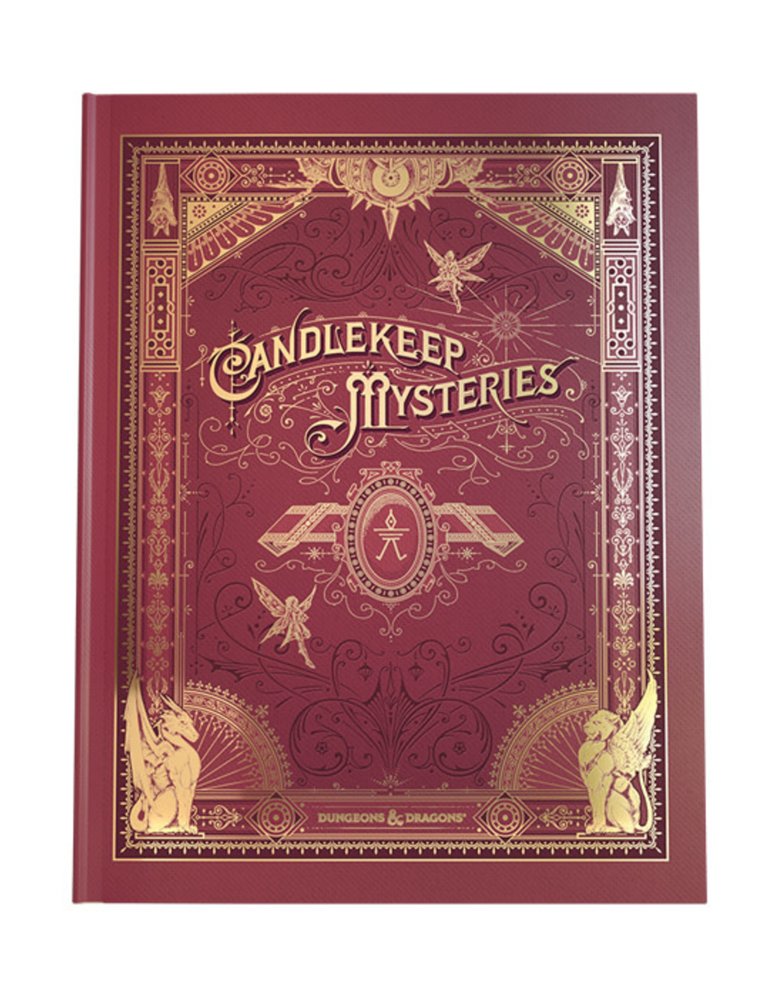 Dungeons & Dragons Dungeons & Dragons: 5th Edition - Candlekeep Mysteries - Alternate Art Cover
