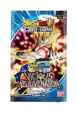 Bandai Dragon Ball Super: The Card Game - Vicious Rejuvenation - Booster Pack