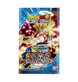 Bandai Dragon Ball Super: The Card Game - Vicious Rejuvenation - Booster Pack