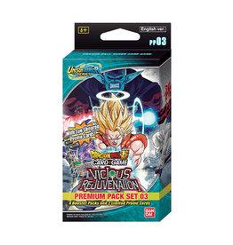 Bandai Dragon Ball Super: The Card Game - Vicious Rejuvenation - Premium Pack