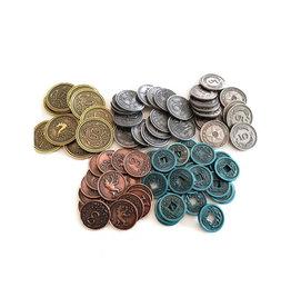 Scythe: Metal Coins