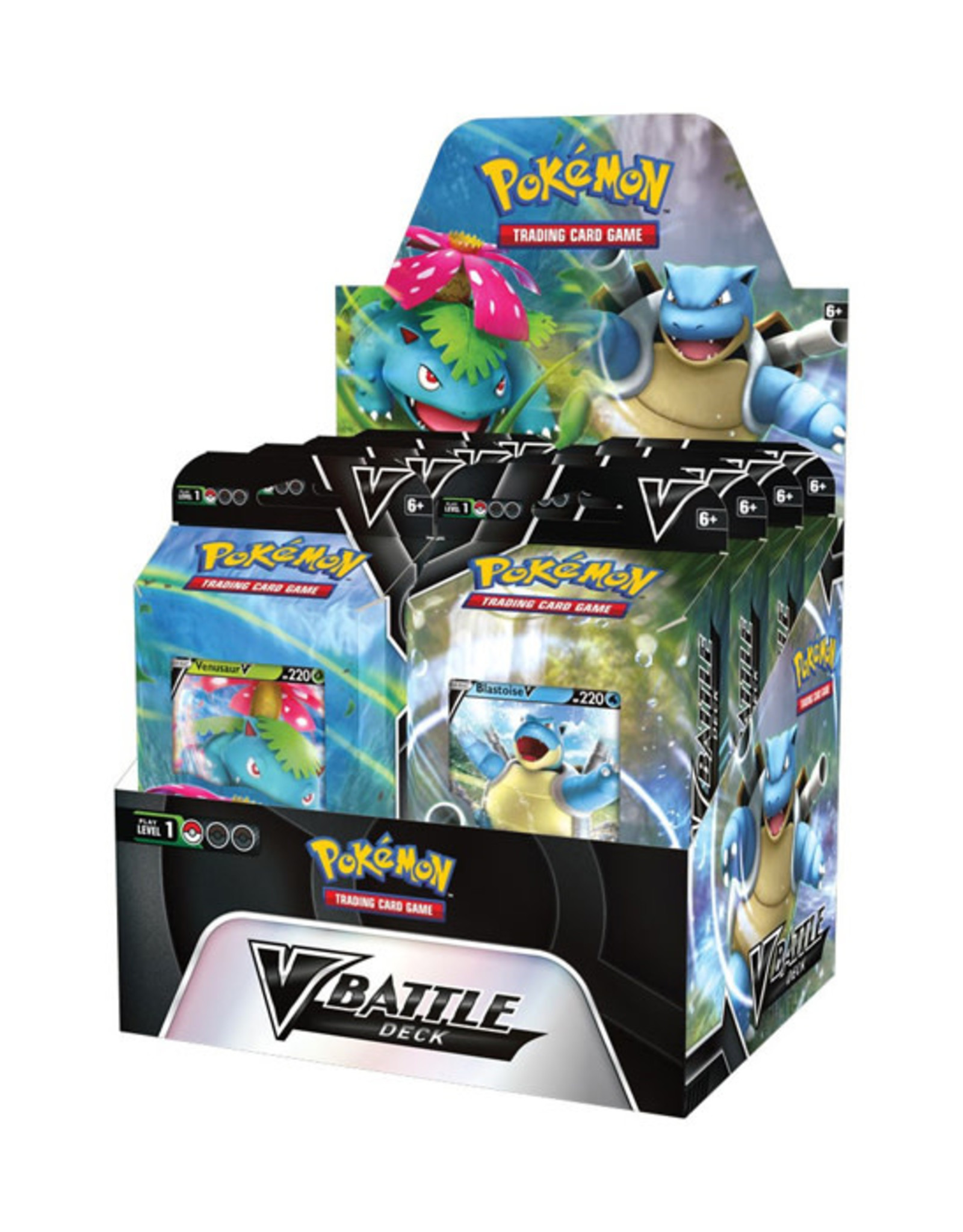 Pokemon Pokemon: V Battle Deck - Venusaur / Blastoise