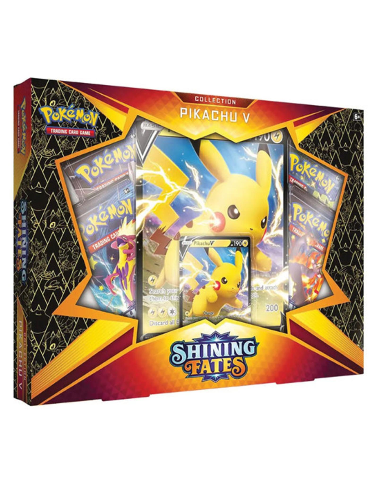 Pokemon Pokemon: Shining Fates - Collection - Pikachu V