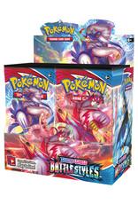 Pokemon Pokemon: Sword & Shield 5 - Battle Styles - Booster Box