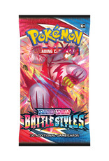 Pokemon Pokemon: Sword & Shield 5 - Battle Styles - Booster Pack