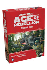 Fantasy Flight Games Star Wars: Age of Rebellion - Beginner Game