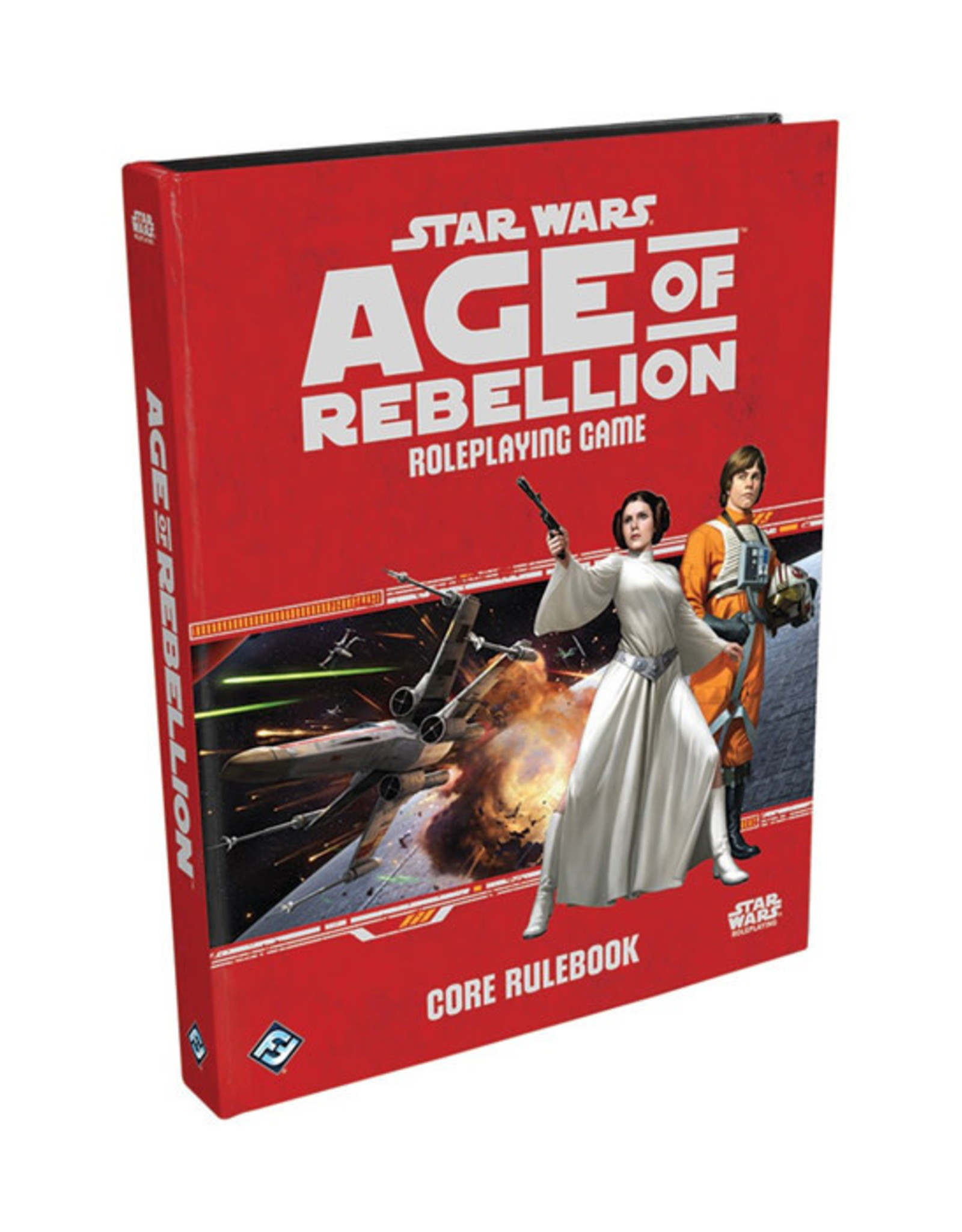 Fantasy Flight Games Star Wars: Age of Rebellion - Core Rulebook