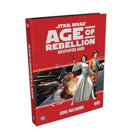 Fantasy Flight Games Star Wars: Age of Rebellion - Core Rulebook