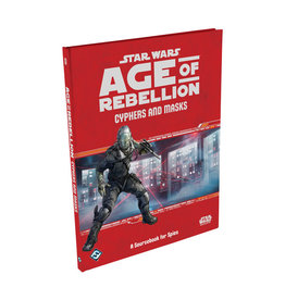 Fantasy Flight Games Star Wars: Age of Rebellion - Cyphers and Masks