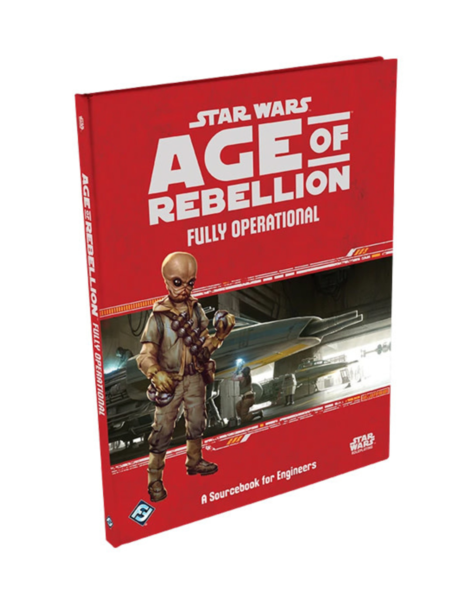 Fantasy Flight Games Star Wars: Age of Rebellion - Fully Operational
