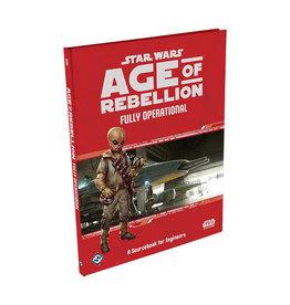 Fantasy Flight Games Star Wars: Age of Rebellion - Fully Operational